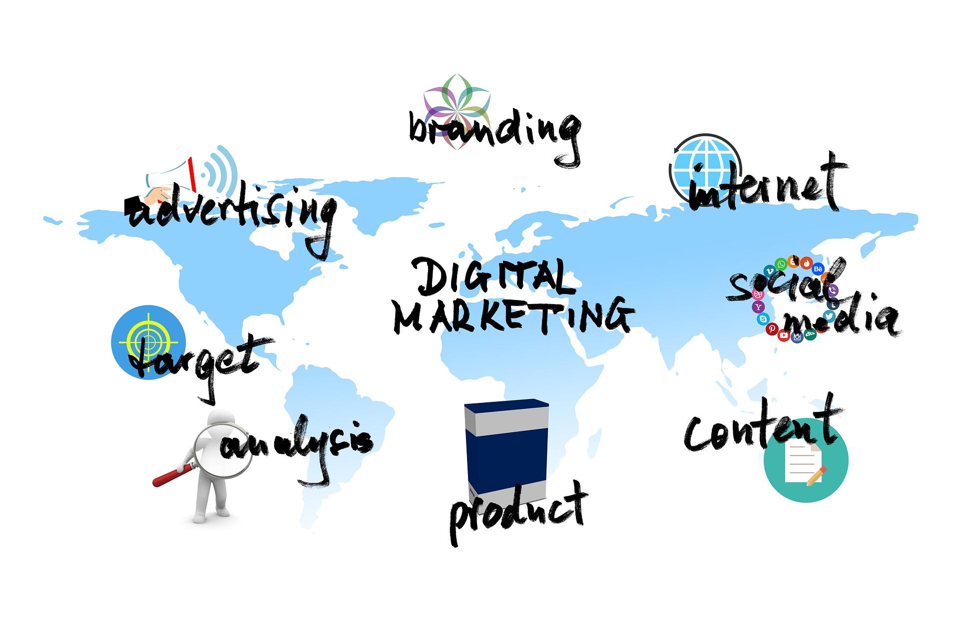 Dal content al social media: strategie di digital marketing
