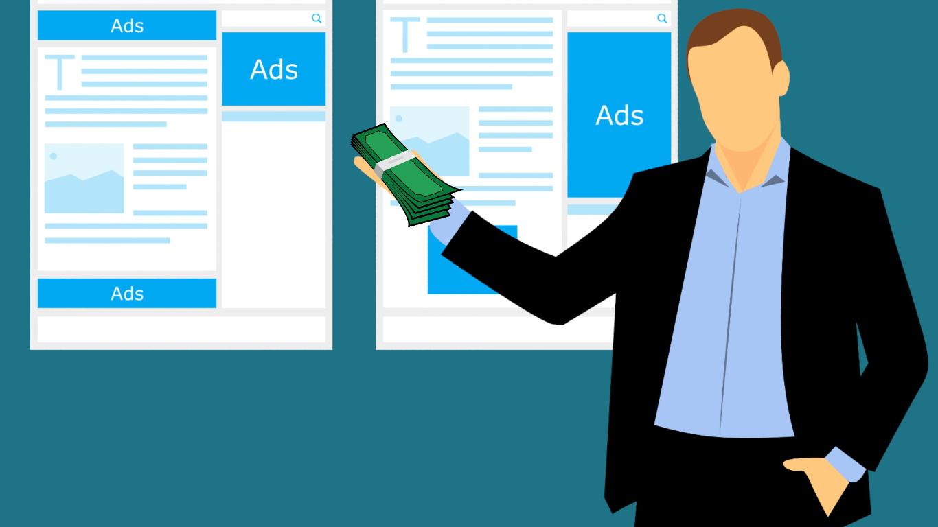 Google AdSense,<br /> guadagnare con i tuoi contenuti online