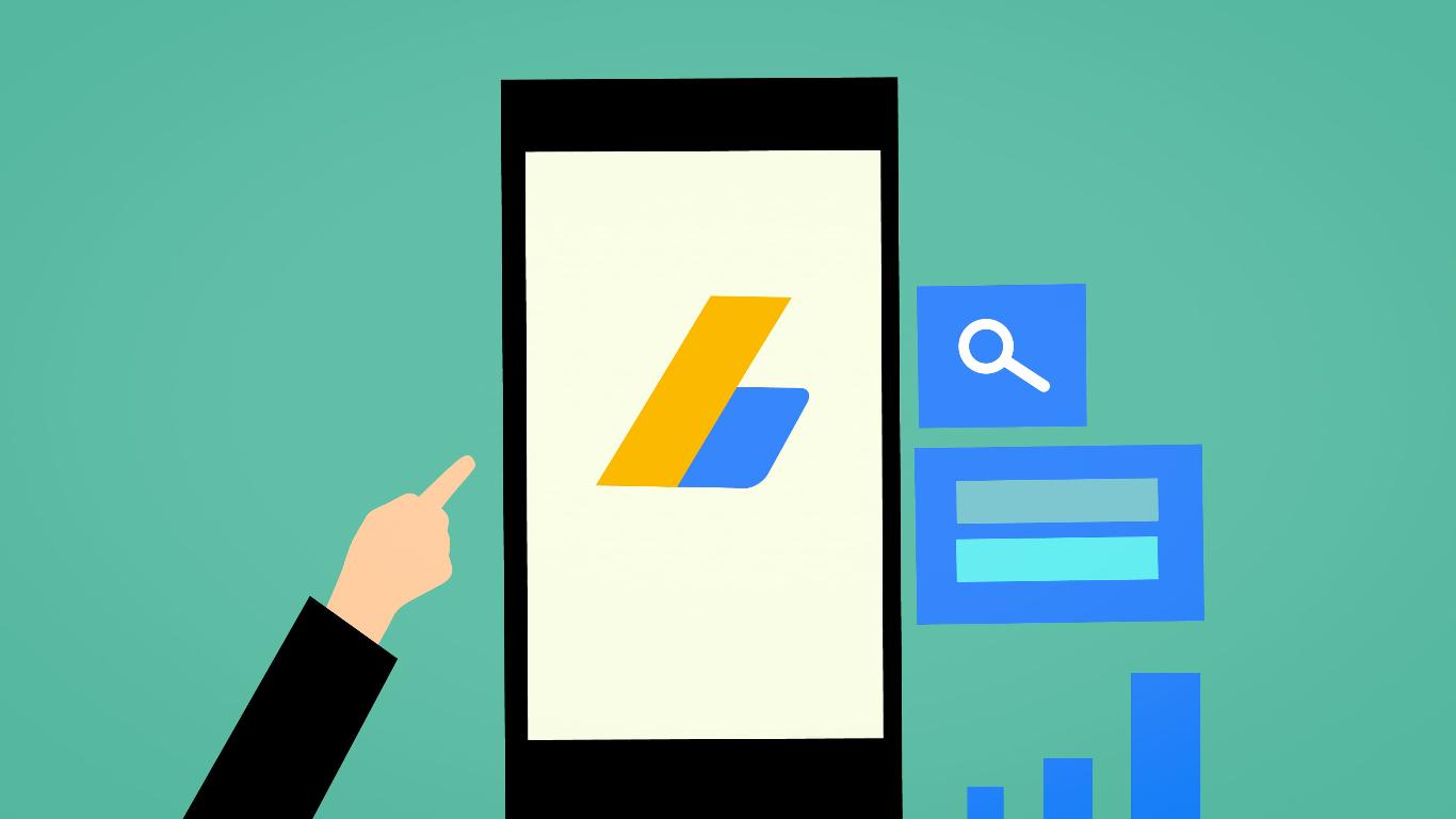 Google Ads,<br /> i tuoi spazi pubblicitari in cima alle pagine di ricerca
