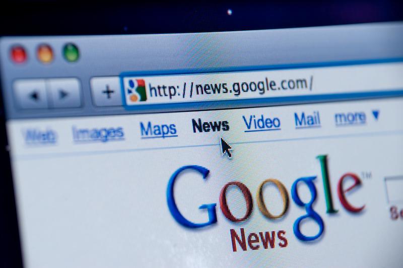 Google News,<br /> aumentare la visibilit� con l'aggregatore di notizie