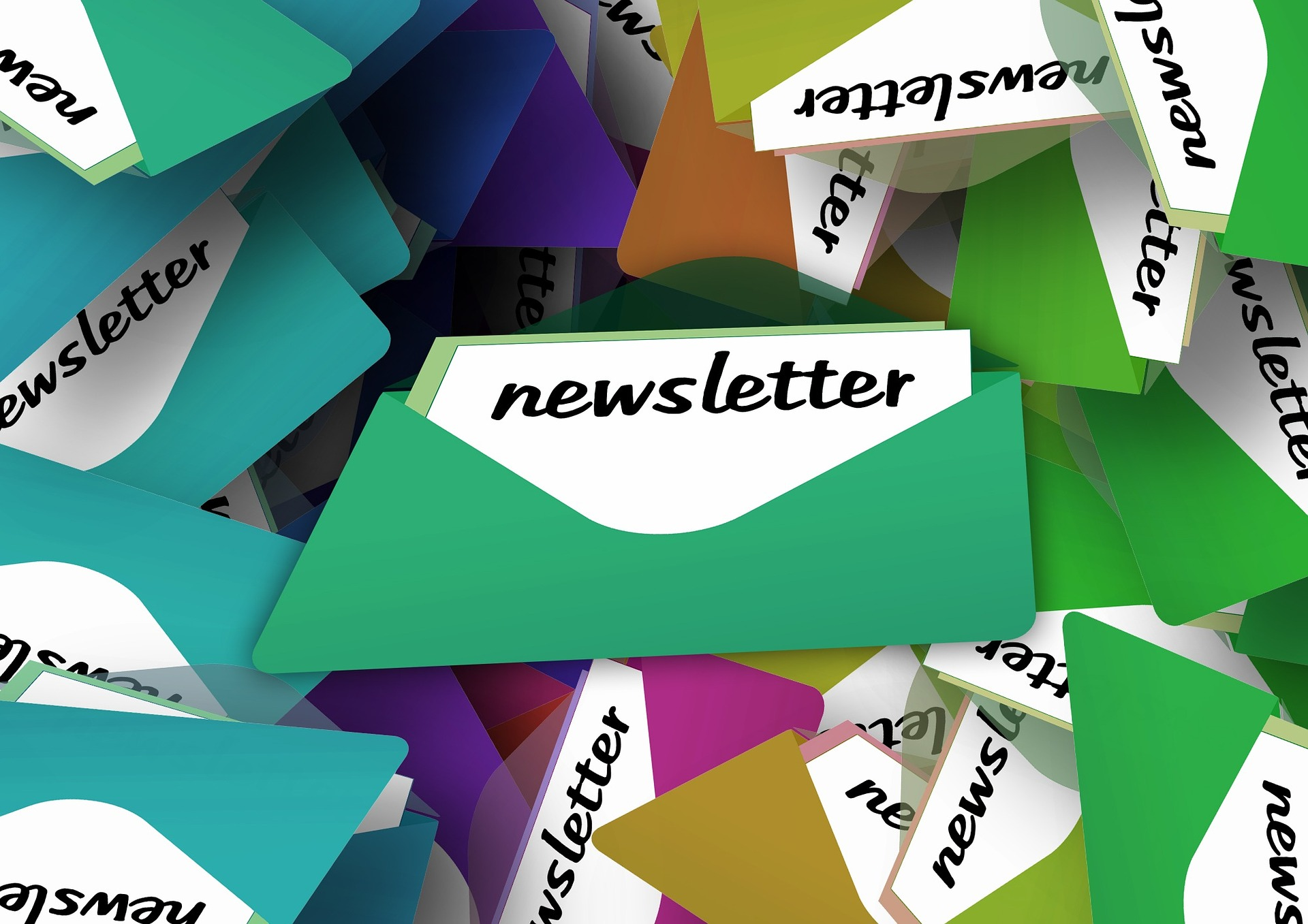 Email marketing,<br /> come creare una newsletter efficace